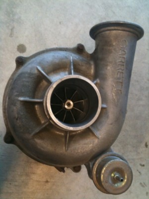 Stock Turbo off 2001 7.3 diesel Excursion.  F250 F350