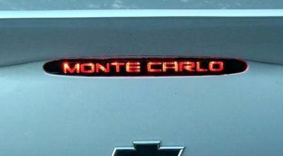 Chevy Monte Carlo Brake Light Cover 2000,01,02,03,04,05