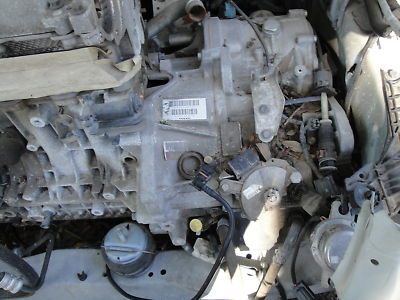 2006 Volvo S60 Automatic Transmission