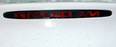 Pontiac Grand Am Brake Light Cover 99,00,01,02,03,04,05