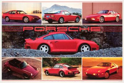 Porsche944Turbo944S,928S4,911Turbo,911Cabrio