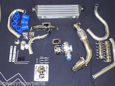 VW Jetta Gti 1.8L Upgrade Turbo Kit  T3/T4 Turbo