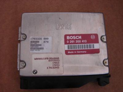 93 94 95 BMW E36 325i 525i DME ENGINE COMPUTER ECU  413