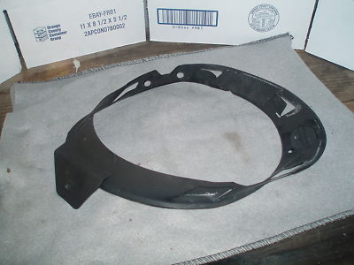 05 VW TURBO BEETLE LH SIDE HEADLIGHT FRAME BRACKET