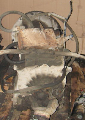 ALLISON MD 3560P AUTOMATIC TRANSMISSION GOOD CONDITION