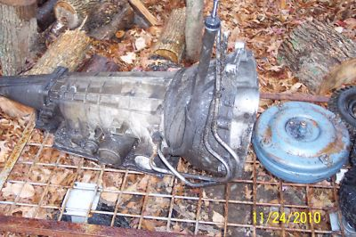 86 ford ranger AUTOmatic transmission w/ torque conv.