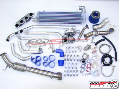 godspeed dc5 rsx k20 0203040506 t3t4 turbo kit