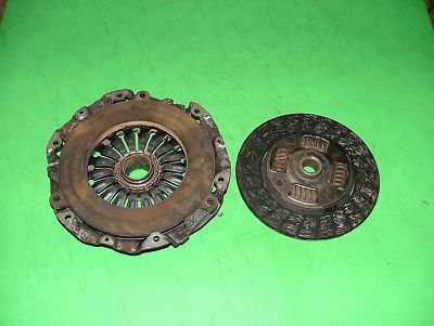 02 Subaru Impreza WRX Turbo CLUTCH AND PRESSURE PLATE