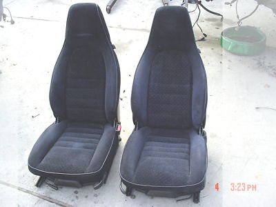 Porsche 944  & Turbo, Set of Power Seats