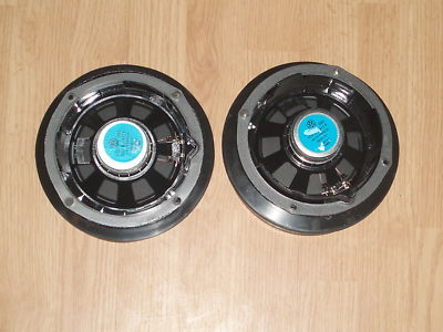 05 VW TURBO REAR SPEAKERS BOTH SIDES