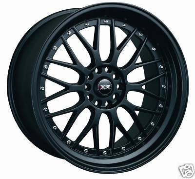 18″ XXR Wheels rims VW JETTA GTI 350z 370z 300zx G35