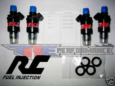 RC Fuel Injectors Audi S4 1000cc 1000 cc A4 TT VW Turbo