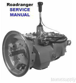 Roadranger Transmission Service Manual  RTX Series