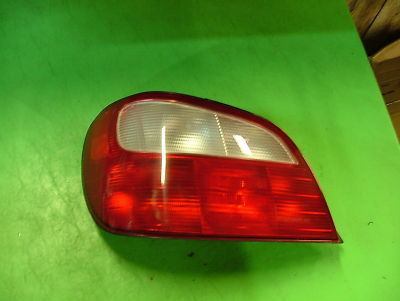 02 Subaru Impreza WRX Turbo L DRIVER TAIL LIGHT LAMP