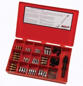 SUR&R BB007 Brake Bleeder Removal Tool Kit