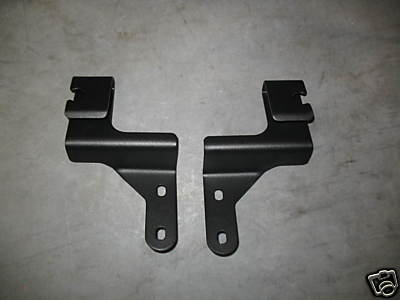 NISSAN TITAN 0409 FIXED BED EXTENDER BRACKETS