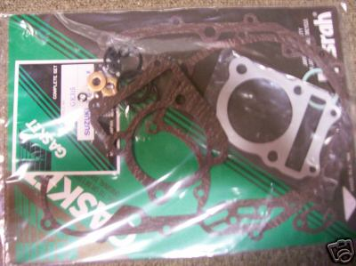 SUZUKI LT230S, 230 QUADSPORT ENGINE COMPLETE GASKET KIT