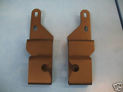 NISSAN FRONTIER 0508 FIXED BED EXTENDER BRACKETS