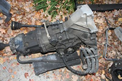 Porsche 944 turbo limited slip transmission short 5th