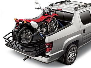 OEM 0611 Honda Ridgeline Motorcycle Bed Extender