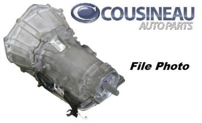 Automatic Transmission 00 FORD F150 5.4L 4R70W 4X4