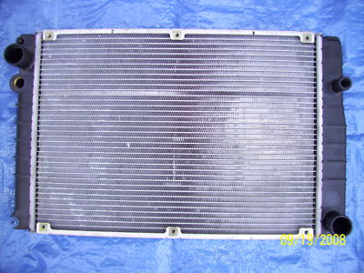 porsche 944 turbo radiator