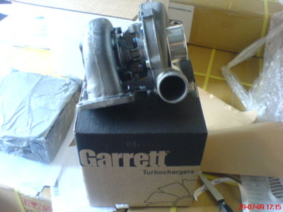 Gart GTX3076R Turbo/T3 DIVIDED Turbine Housing VBan