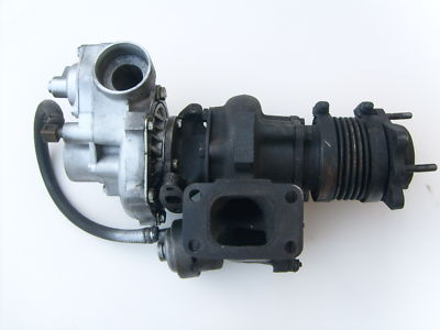MERCEDES  TURBO CHARGER 1984 / 1985  300D , 300SD