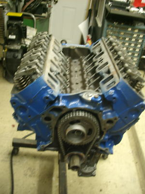 1965 289 Ford engine and c4 transmission rebuilt motor