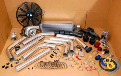 CAST AUDI / VW TURBO KIT 1997  2004 Audi A4 1.8T T3