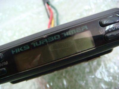 JDM HKS Turbo Timer MR2 GT S13 S14 R32 R33 R34 ST205