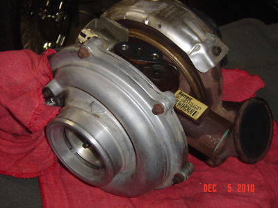 6.0 Powerstroke Ford Super Duty Turbo 2003