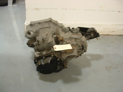 MANUAL TRANSAXLE (TRANSMISSION) 2002 TOYOTA RAV4 2WD
