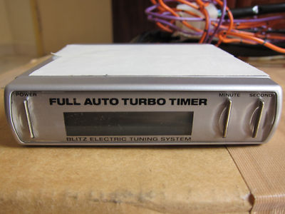 Blitz Turbo Timer FATT