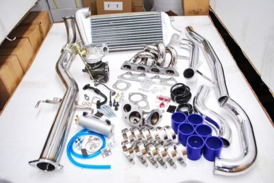 91  99 ECLIPSE 2G DSM GST 4G63 16G TURBO KIT FREESHIP