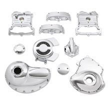 Harley Davidson VRSC Chrome Engine Kit 1630904A