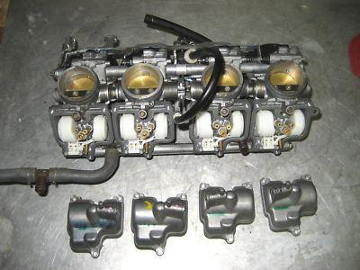 Honda CBR900RR CBR 900RR Engine Carbuors Carbs WOW