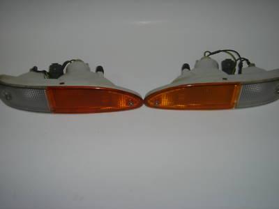 NISSAN 240SX 9194 S13 92 93 JDM OEM BUMPER LIGHT RARE