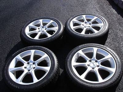 INFINITI G35 WINTER TIRES WITH RIMS