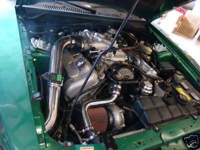 O3P 4.6 Mustang Cobra 9601 Single Turbo Kit DOHC
