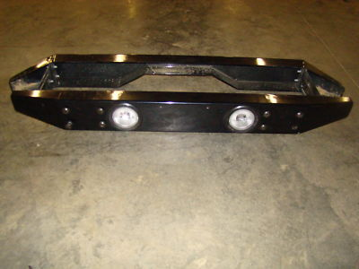 JEEP BUMPERS FOR A 2010 WRANGLER
