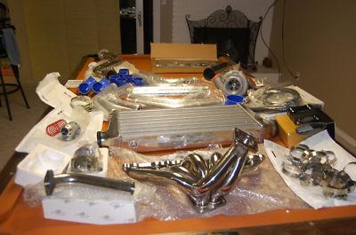 XS Power Turbo Kit