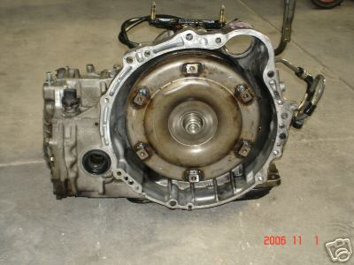 9293 Toyota Camry 4 Cyl Automatic Transmission A140E