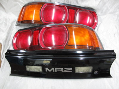 JDM 90 99 Toyota SW20 MR2 Turbo Kouki Tail Lights MR2