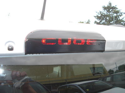 Nissan Cube 2009 2010 2011 3rd Brake Light Cover
