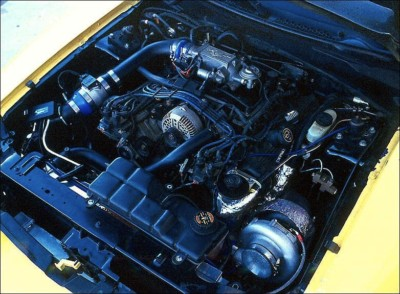 ITS SIngle Turbo Kit for 19962004 Mustang GTs