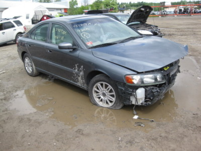 03 04 05 VOLVO S60 ENGINE 2.4L