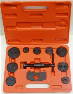 Caliper Tool Set Kit for Disc Brakes  Case BRAND