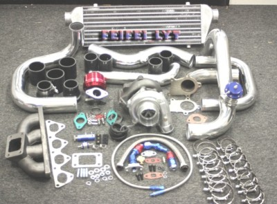 BSERIES T3/T4 TURBO KIT CIVIC DEL SOL INTEGRA B16 B18
