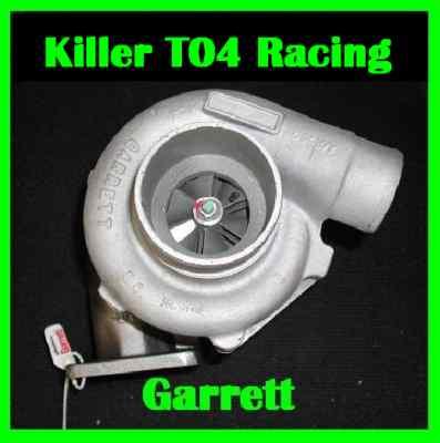 GART T04 LOOK Brand  PERFORMANCE RACING Turbo HP